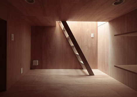 House with Eaves and an Attic by ON design