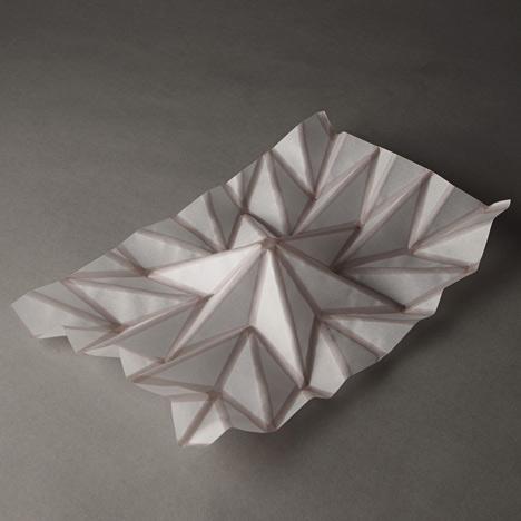 Hydro-Fold by Christophe Guberan