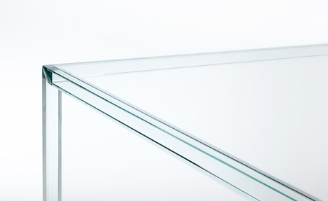 Luminous by Tokujin Yoshioka for Glas Italia