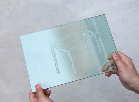 Luminous by Tokujin Yoshioka for Glas Italia