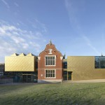 Maidstone Museum East Wingby Hugh Broughton Architects