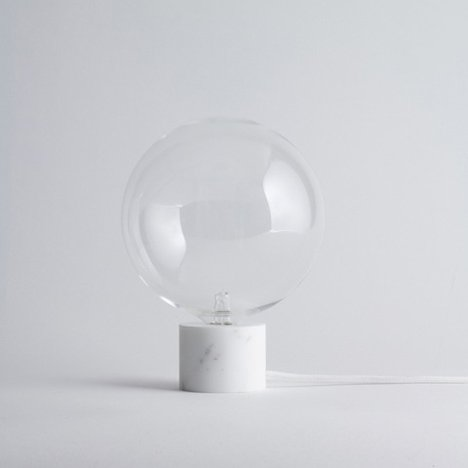 Marble Lights by Studio Vit