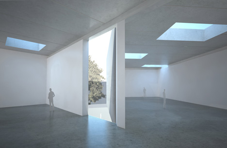 New Institute for Contemporary Art by Steven Holl Architects
