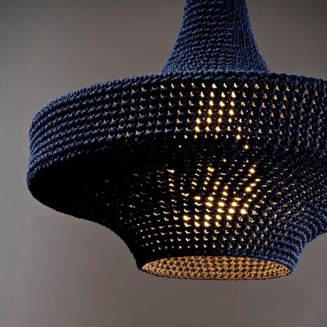 Omi pendant Lights by Naomi Paul