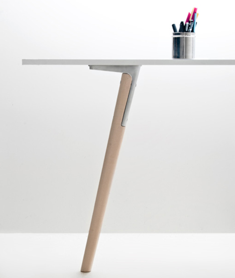 Pila and Pilo by Ronan & Erwan Bouroullec for Magis