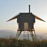 Sauna Huginn&Muginn by AtelierFORTE