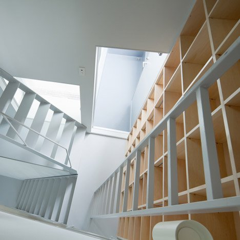 Storage House byRyuji Fujimura Architects