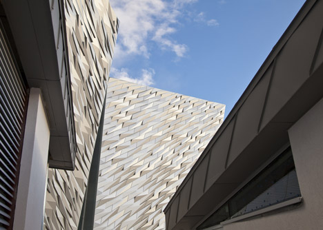 Titanic Belfast by CivicArts and Todd Architects