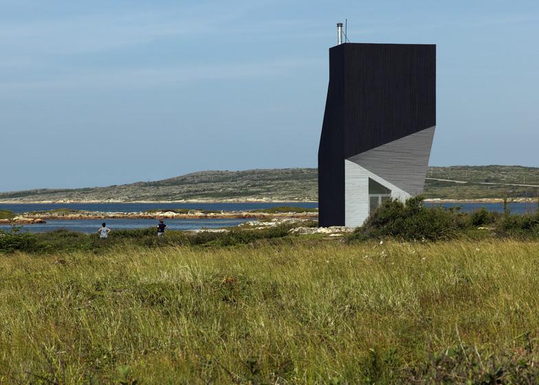 Башня Студия Сондерс Архитектура