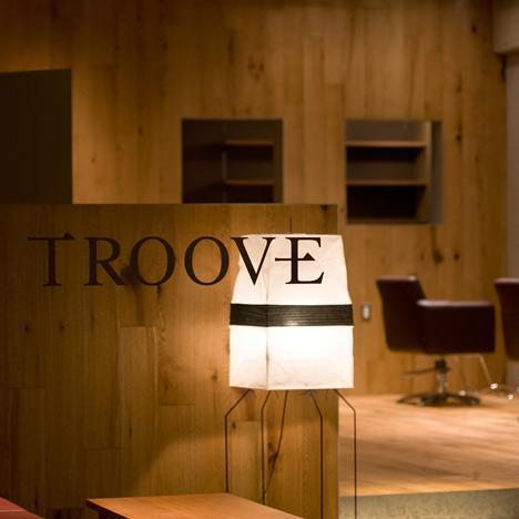 Troove Beauty Salon by Hiroyuki Miyake