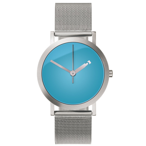 Normal Vivid by Ross McBride now further reduced at Dezeen Watch Store