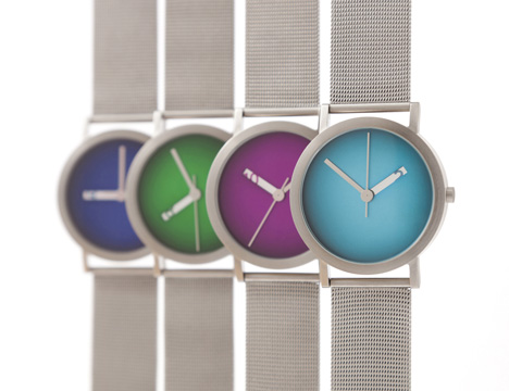 Vivid by Normal at Dezeen Watch Store
