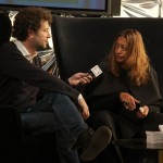 Interview: Zaha Hadid at Dezeen Studio