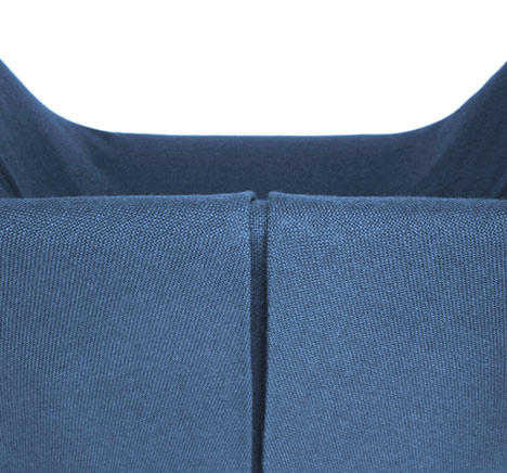 Garment by Benjamin Hubert for Cappellini