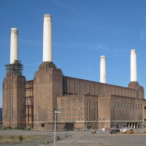 Chelsea Football Club offer to buy Battersea Power Station