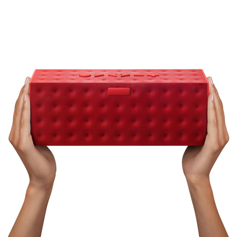 Big Jambox by Yves Behar for Jawbone