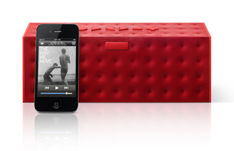 Big Jambox by Yves Behar for Jawbone