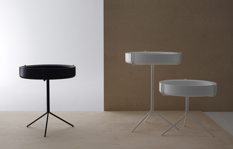 Drum table by Warm
