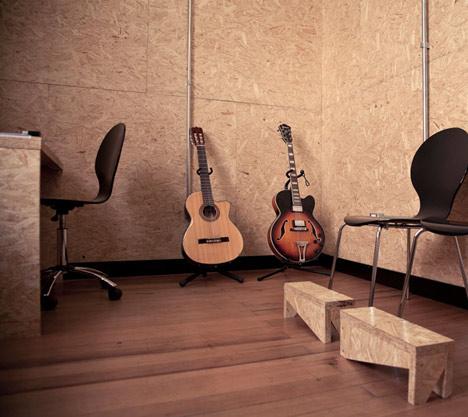 Ecletica Escola de Musica by 0E1 Arquitetos