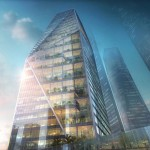 Harmony Tower by Studio Daniel Libeskind
