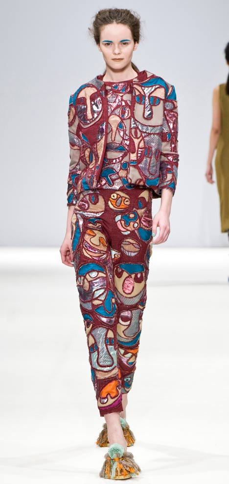 Leutton Postle Autumn Winter 2012