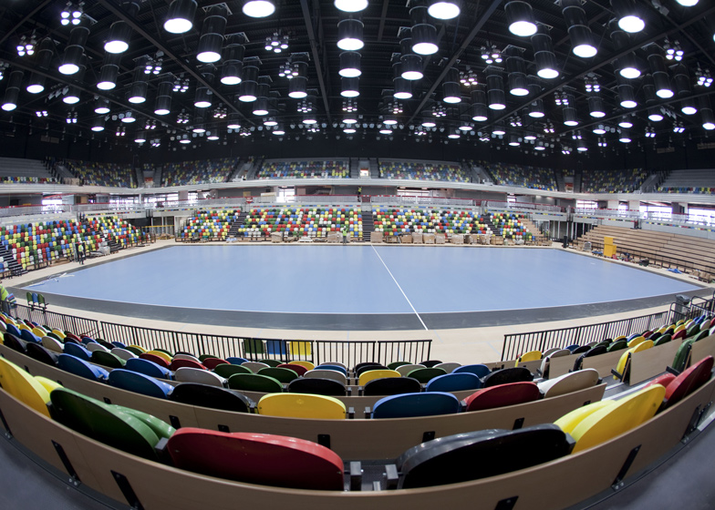 Handball Arena by Make