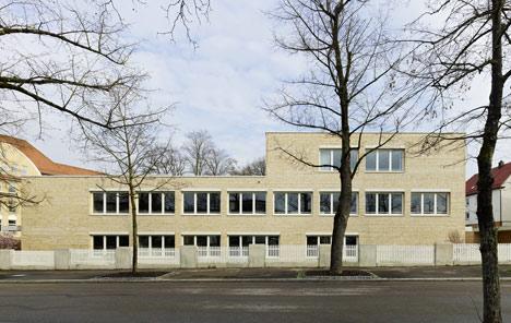 Mörike Gymnasium by Klumpp and Klumpp Architekten