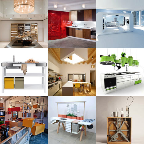 New Pinterest board kitchens