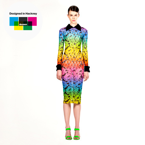 Designed in Hackney: Resort 2012 by Christopher Kane