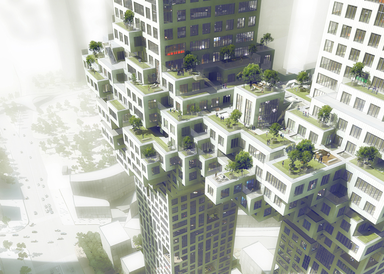 The Cloud by MVRDV