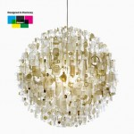 Designed in Hackney: chandeliers by Stuart Haygarth