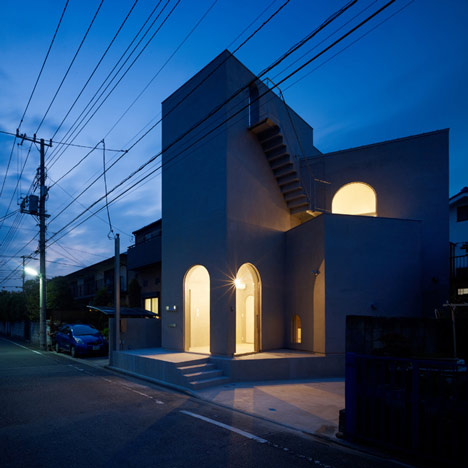 ABE House by UAo