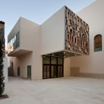 Baeza Town Hall by Viar Estudio