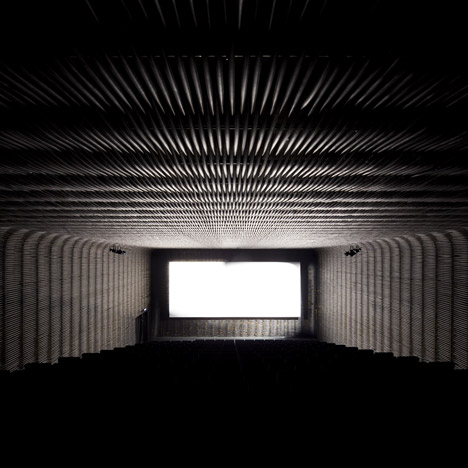 Cineteca Matadero by Churtichaga Quadra-Salcedo