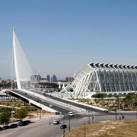 """Architect Santiago Calatrava accused of bleeding Valencia dry"" - Guardian"