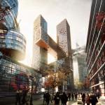Cross # Towers by BIG