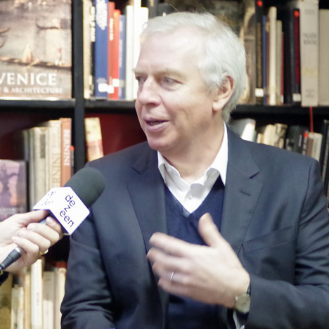 dezeen_David Chipperfield on curating the Venice Architecture Biennale 2012