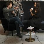 Interview: Michelle Ogundehin at Dezeen Studio part 2