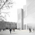 Musée des Beaux-arts in Reims by David Chipperfield Architects