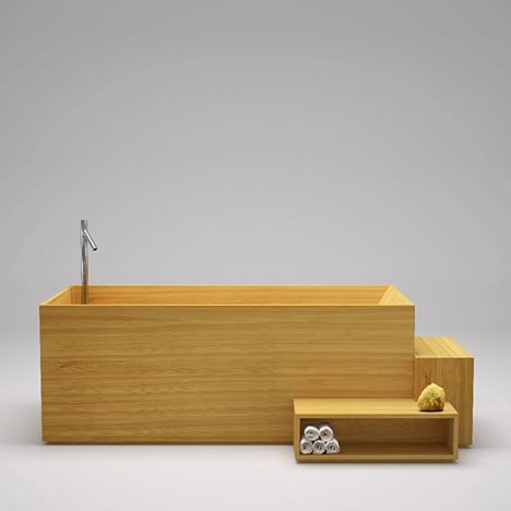 Nendo collection by Nendo for Bisazza Bagno