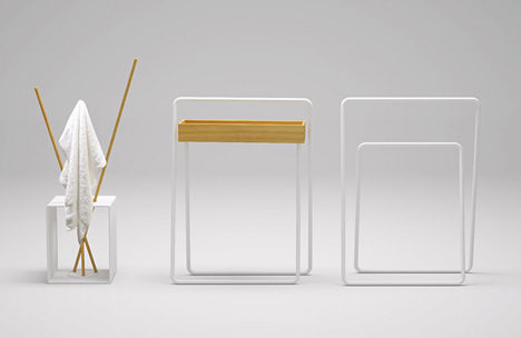 Nendo collection by Nendo for Bisazza Bangno