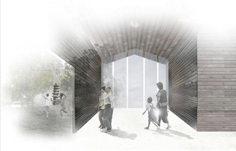 Shelf Hotel by 3Gatti Architecture Studio