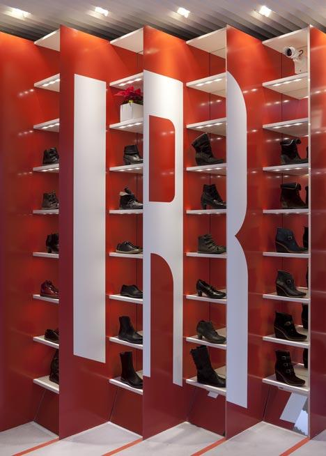 House of Shoes by Shigeru Ban