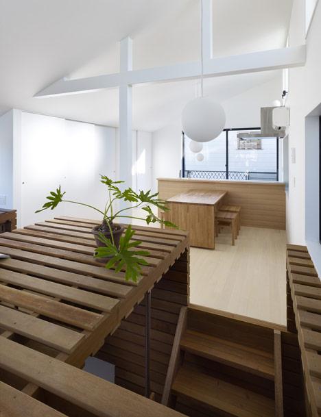 Распределительная коробка в доме от Naf Architect - Design