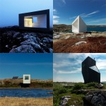Slideshow feature: Fogo Island Artists' Studios by Saunders Architecture