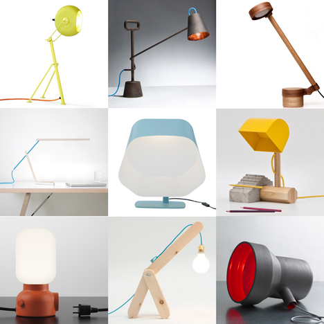 New Pinterest board: lamps