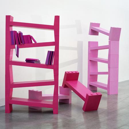 Dezeen's top ten: bookcases