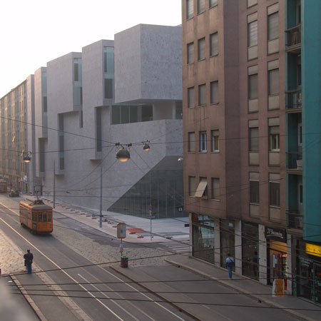 World Architecture Festival 2012: Universita Luigi Bocconi by Grafton Architects