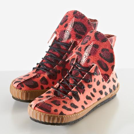 Rayfish bio-customised sneaker