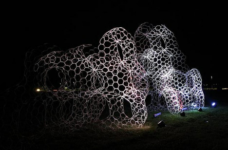 Lichtstroeme by Loop.pH